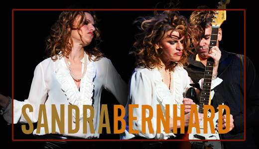 Features 12 Sandra Bernhard